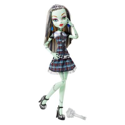 MATTEL MONSTER HIGH BAMBOLA GRANDE ASSORTITO