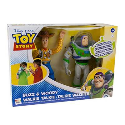 IMC TOYS WALKIE TALKIE TOY STORY