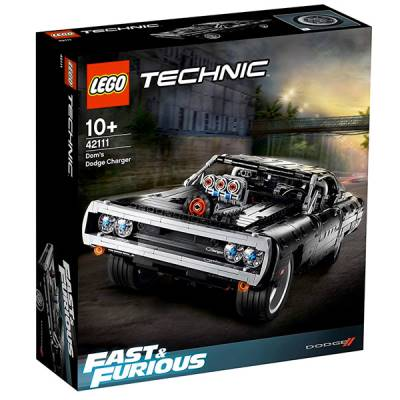 LEGO TECHNIC DOM'S DODGE CHARGER FAST & FURIOUS