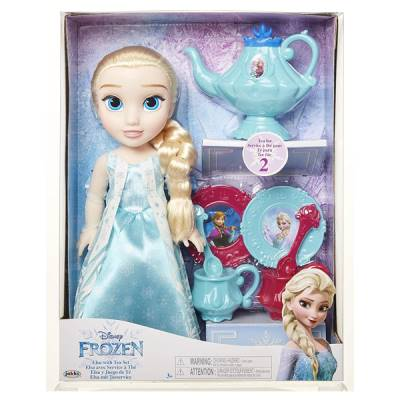 JAKKS PACIFIC FROZEN ELSA CON TEA SET