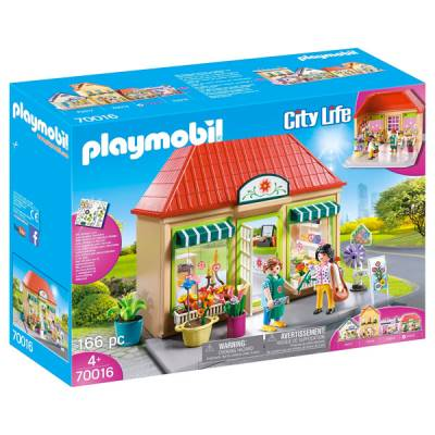 PLAYMOBIL MY LITTLE TOWN FIORISTA