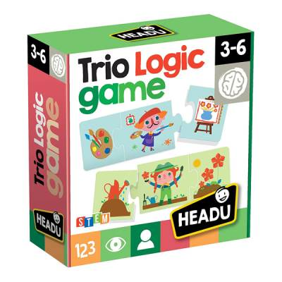 HEADU TRIO LOGIC GAME