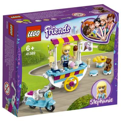 LEGO FRIENDS IL CARRETTO DEI GELATI