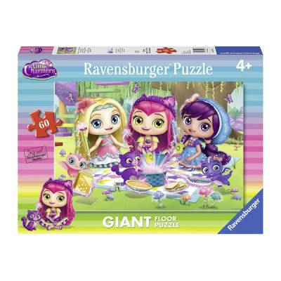 RAVENSBURGER PUZZLE 60 LITTLE CHARMERS