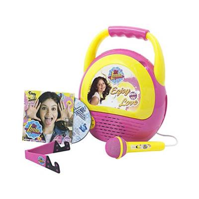 GIOCHI PREZIOSI CANTA TU SOY LUNA CD VERSION
