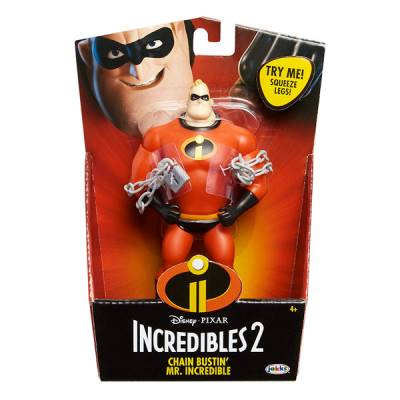 JAKKS PACIFIC INCREDIBLES 2 PERSONAGGIO CON AZIONE SPECIALE