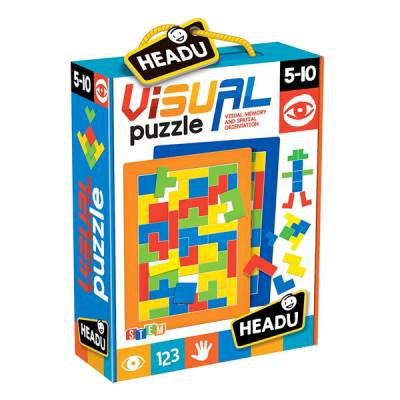 HEADU VISUAL PUZZLE