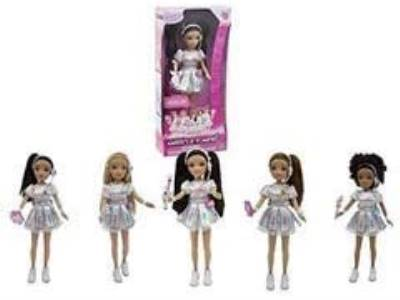 GIOCHI PREZIOSI MIRACLE TUNES FASHION DOLL