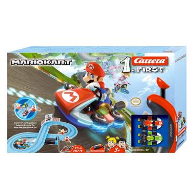 CARRERA PISTA MARIO KART FIRST