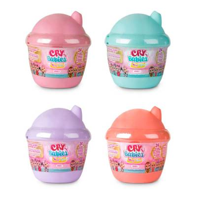 IMC TOYS CRY BABIES MINI BOTTLE