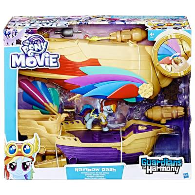 HASBRO MY LITTLE PONY PIRATE SHIP