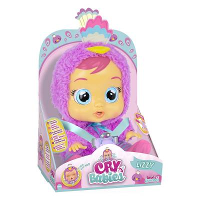 IMC TOYS CRY BABIES LIZZY
