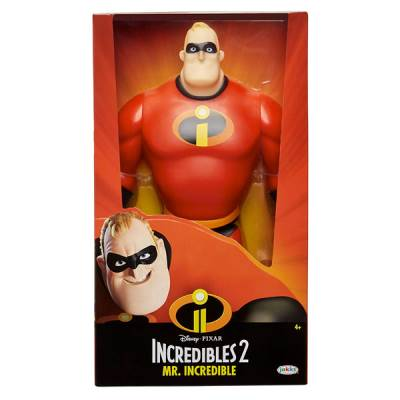 JAKKS PACIFIC INCREDIBILI 2 MR. INCREDIBILE 30 CM