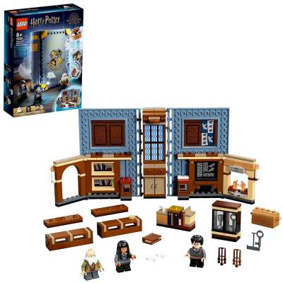 LEGO HARRY POTTER LEZIONE DI INCANTESIMI A HOGWARTS