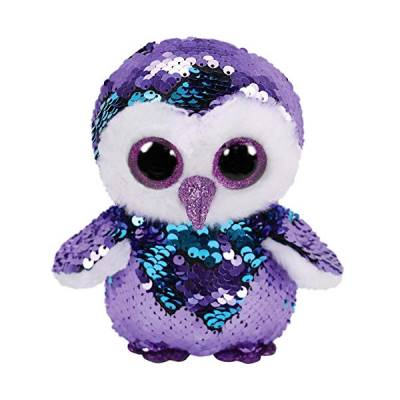 TY PELUCHE FLIPPABLES MOONLIGHT