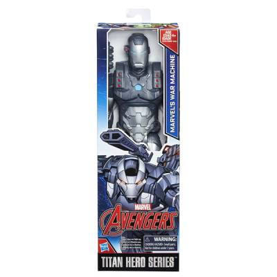 HASBRO AVENGERS WAR MACHINE PERSONAGGIO 30 CM