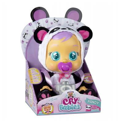 IMC TOYS CRY BABIES WAVE ASSORTITE
