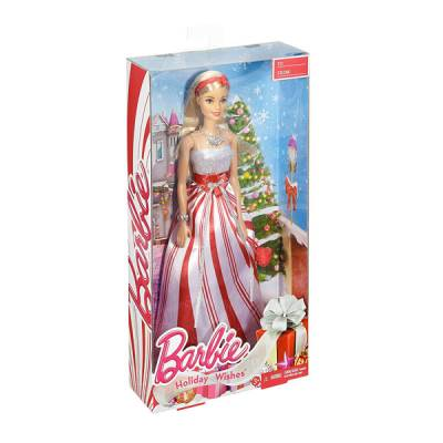 BARBIE BARBIE HOLIDAY