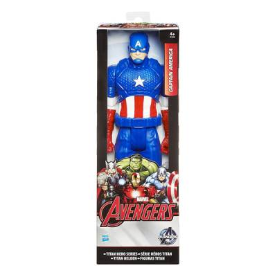 HASBRO AVENGERS TITAN HERO PERSONAGGI 30 CM ASSORTITI