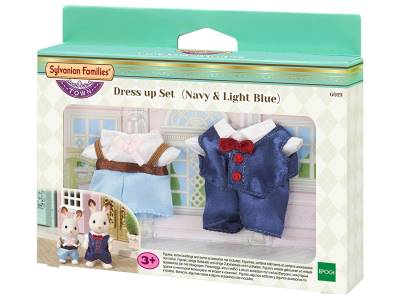 SYLVANIAN FAMILIES SET DUE ABITI MASCHILI