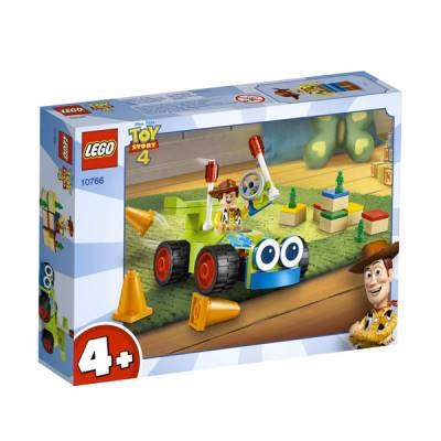 LEGO TOY STORY 4 WOODY E RC