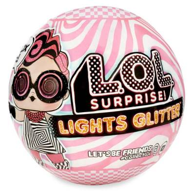 GIOCHI PREZIOSI LOL SURPRISE LIGHTS GLITTER