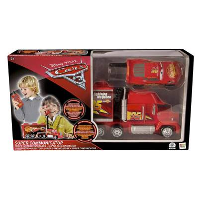 IMC TOYS CARS 3 SUPER COMMUNICATORS