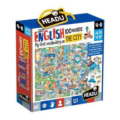 HEADU EASY ENGLISH 1000 WORDS THE CITY