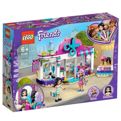 LEGO FRIENDS IL SALONE DI BELLEZZA DI HEARTLAKE CITY