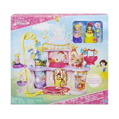 HASBRO DISNEY SET CASTELLO MUSICALE CON ACCESSORI
