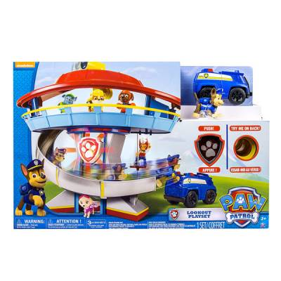 SPIN MASTER PAW PATROL QUARTIER GENERALE