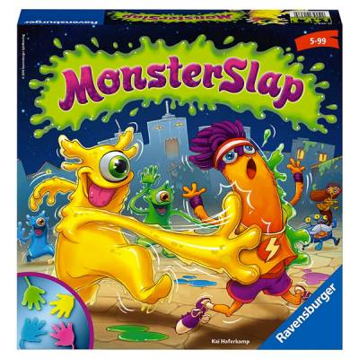 RAVENSBURGER MONSTER SLAP