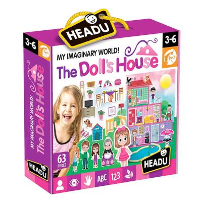 HEADU THE DOLL'S HOUSE