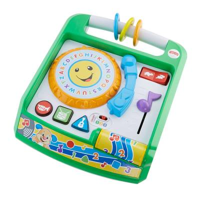 FISHER PRICE CONSOLE DJ