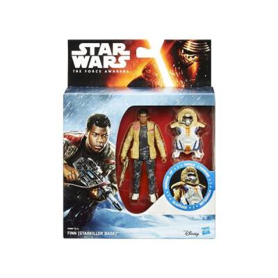 HASBRO STAR WARS PERSONAGGI 10CM ARMOUR PACKS ASSORTITI