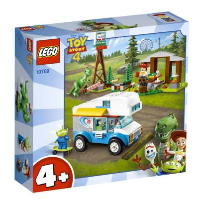 LEGO TOY STORY 4 VACANZA IN CAMPER