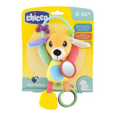 CHICCO BABY SENSES MR. PUPPY