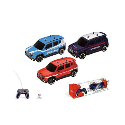 MONDO AUTO R/C JEEP RENEGADE SECURITY 1:24