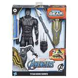 HASBRO AVENGERS TITAN HERO INNOVATION BLACK PANTER