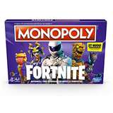 HASBRO MONOPOLY FORTNITE STAGIONE 2
