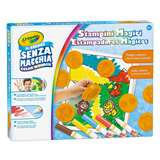 CRAYOLA COLOR WONDER SET STAMPINI MAGICI