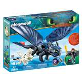 PLAYMOBIL DRAGONS HICCUP CON SDENTATO