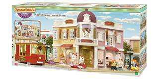 SYLVANIAN FAMILIES GRAND DEPARTMENT STORE PLAYSET