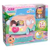IMC TOYS CRY BABIES CAMPERVAN