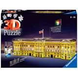RAVENSBURGER PUZZLE 3D BUCKINGH PALACE NIGHT EDITION
