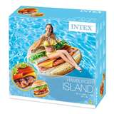 INTEX ISOLA HAMBURGER 145 X 142 CM
