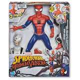 HASBRO SPIDER-MAN VENOM GEAR CON ACCESSORI