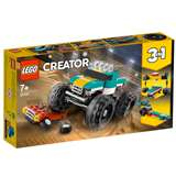 LEGO CREATOR 3 IN 1 MONSTER TRUCK