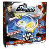 ROCCO GIOCATTOLI SPINNER MAD ARENA BATTLE PACK DELUXE