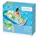 INTEX MATERASSINO FRIZZANTE 178 X 91 CM